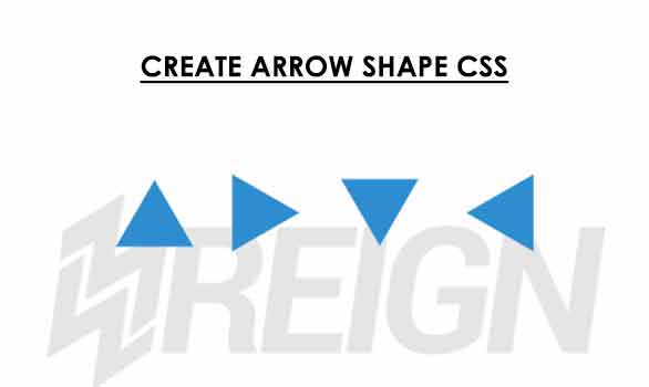 CREATE-ARROW-SHAPE-CSS
