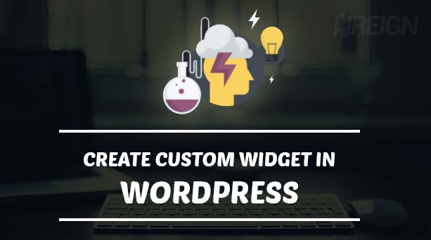 custom widget in wordpress